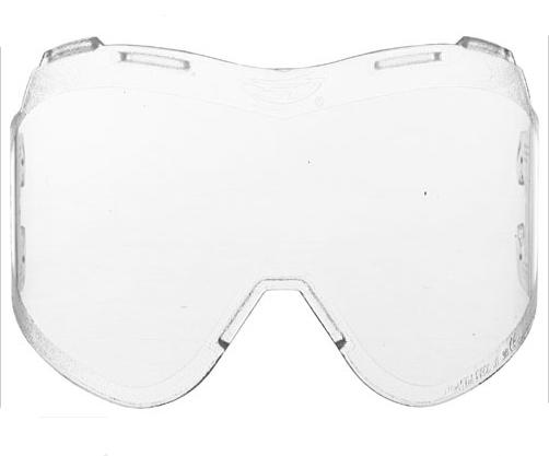 JT QLS Single Goggle Lens - Clear