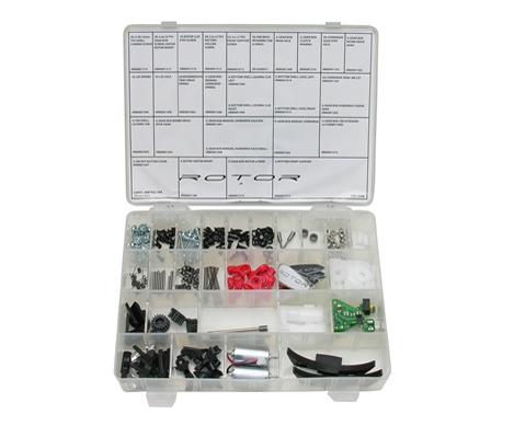 Dye Rotor Loader Complete Spare Parts Kit