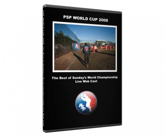 PSP 2008 World Cup DVD