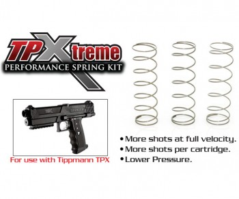 TechT Tippmann TPXtreme Spring Kit