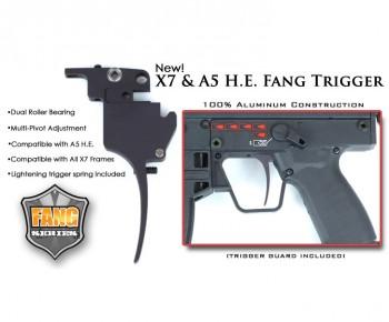 TechT X7 & A5 Select Fire Fang Trigger System