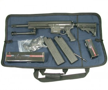 Tiberius Arms T4 First Strike Rifle Paintball Gun