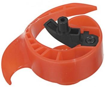 Dye Rotor Loader Center Arm - Red