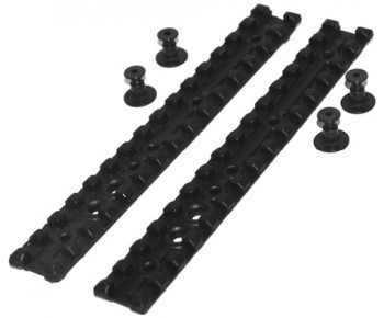 Trinity US Army Alpha Black Barrel Rails