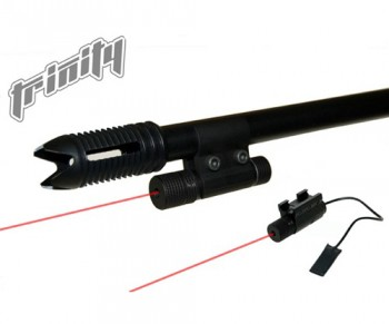 Trinity Tactical Weaver Laser with Barrel Adapter