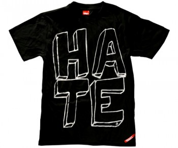 Hater Hate Square T-Shirt