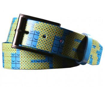 Hater Blue Lego Belt