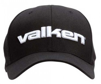 Valken Flex Fit 3D Text Hat - Black 2010