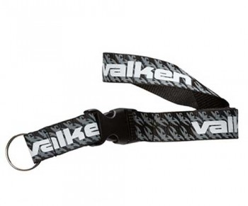 Valken Paintball Lanyard - Black/Grey 2010