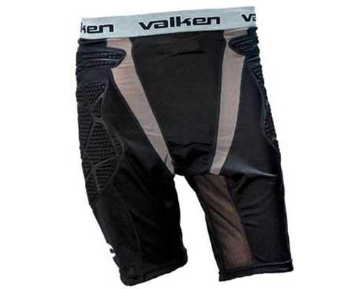 Valken Paintball Padded Slide Shorts 2010