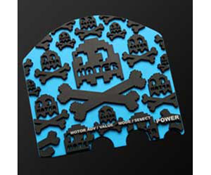 Hater Prophecy Backplate