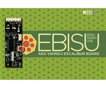 Tadao Ebisu Series USB AKA Viking & Excalibur Board