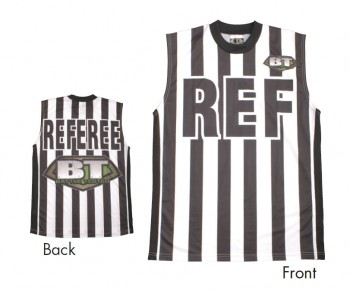 BT Paintball Referee Jersey