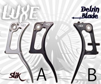 NDZ New Designz LUXE Delrin Blade Trigger
