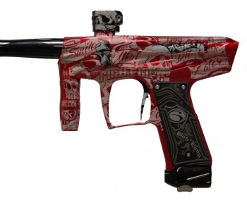 Bob Long Marq Victory Paintball Gun -Limited Edition Laser