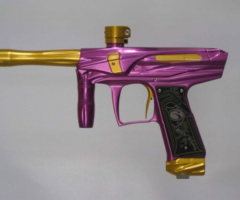 Bob Long Marq Victory Paintball Gun - Custom / Signature Series