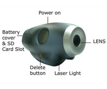 RAP4 Helmet Camcorder