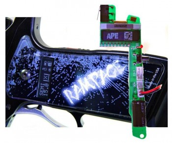 APE Rampage OLED Board for the DP G3 & Spec R