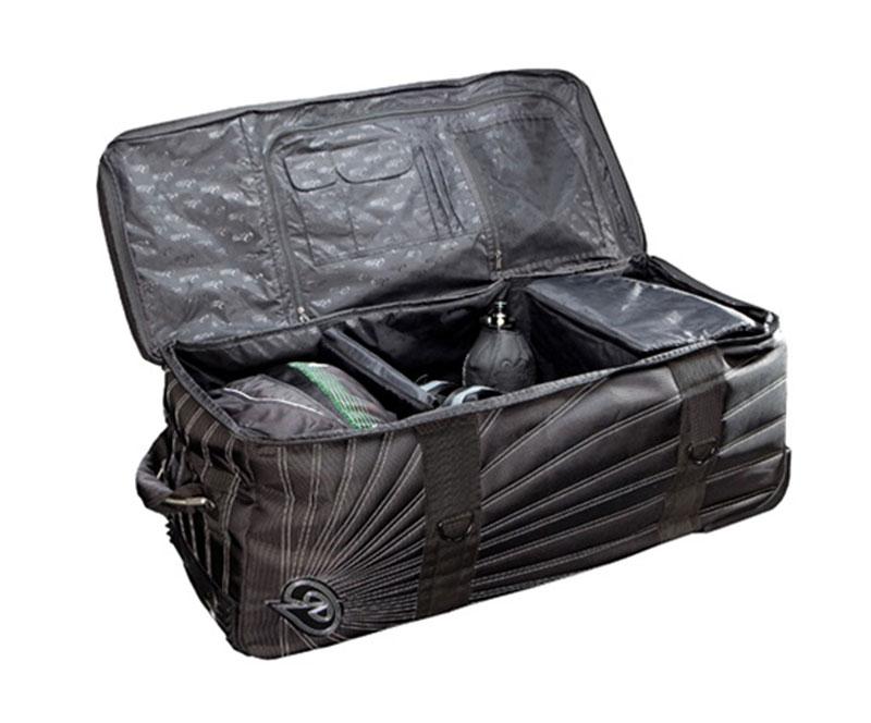 Sly Pro Merc Paintball Gear Bag Black 2010