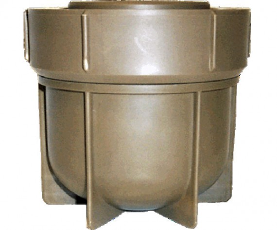 Reusable Pressure Release Sub-Surface Training Mine