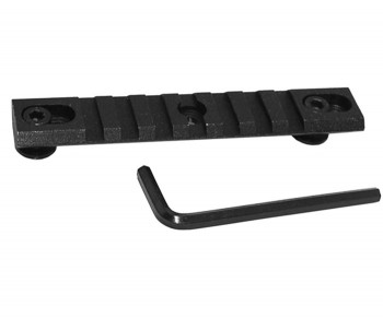 Trinity 4 Inch Weaver Rail With Hardware