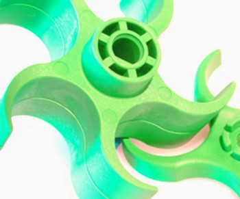 TechT Super Soft Cyclone Feed Squishy Paddles